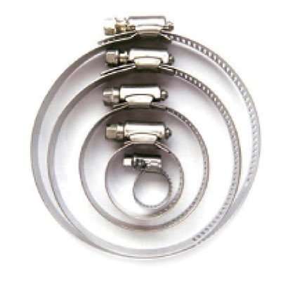 Stainless Steel Duct Clamps 6